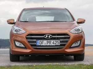 3-дверный хэтчбек Hyundai i30 GD рестайлинг