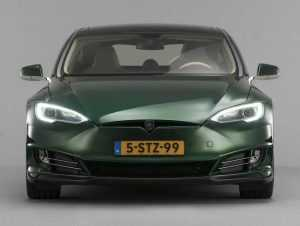 Из лифтбека Tesla Model S сделали универсал