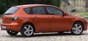 Внешний вид Mazda 3 BK