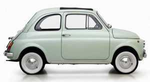 Хэтчбек Fiat 500 Nuova
