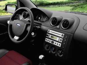 Салон Форд Fiesta ST