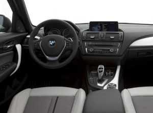 Салон BMW 1
