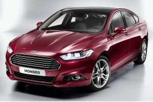 Внешний вид Ford Mondeo Mk V