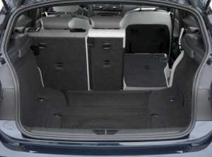 Багажник БМВ 1
