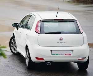 Экстерьер 5-дв. хэтчбека Fiat Punto, 2-й ресталинг