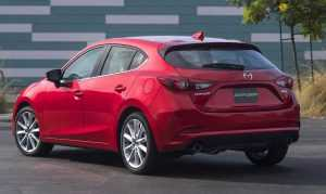 Внешний вид Mazda 3, рестайлинг
