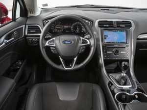 Салон Ford Mondeo Mk V