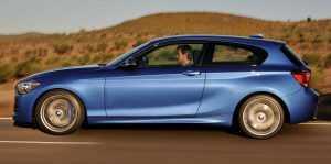 3-дв. хэтчбек BMW 1