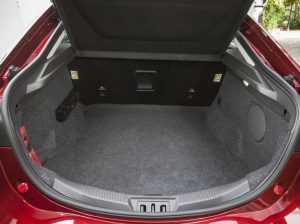 Багажник лифтбека Форд Мондео