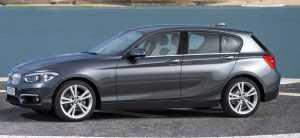 5-дв. хэтчбек BMW 1, рестайлинг