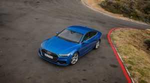 Продажи Audi A7 Sportback на российском рынке стартовали