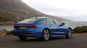 В России начались продажи Audi A7 Sportback