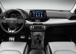 Салон Hyundai i30 PD