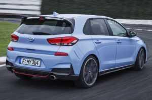 На Hyundai i30 N появится новая коробка передач