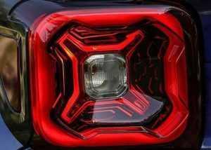 Компания Jeep представила обновленную модель Renegade