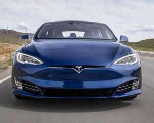 Внешний вид Tesla Model S, рестайлинг