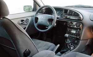 Салон Ford Mondeo Mk I