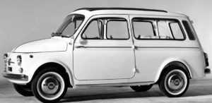 Универсал Fiat 500