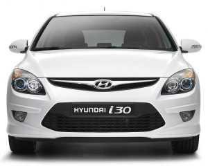 Хэтчбек Hyundai i30 FD рестайлинг
