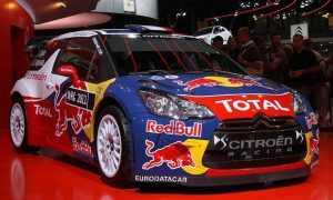 Ситроен DS3 WRC