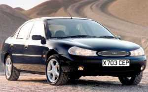 Внешний вид Ford Mondeo Mk II