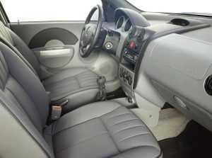 Интерьер Chevrolet Aveo T200