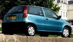 3-дв. хэтчбек Fiat Punto