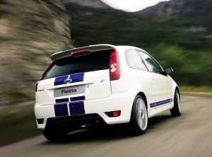 Форд Фиеста ST рестайлинг