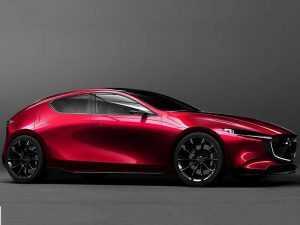 Когда выйдет новая Mazda 3?