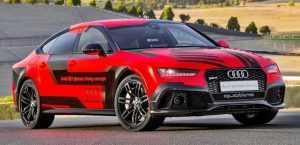 Компания Audi готовится к выпуску беспилотных автомобилей
