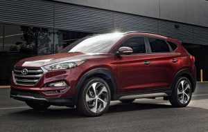 Hyundai Tucson получил гибридный силовой агрегат