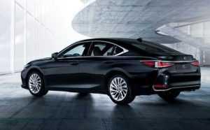 Стали известны подробности относительно Lexus ES на российском рынке