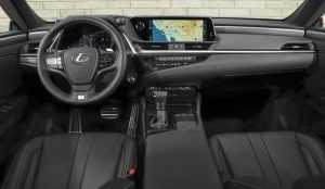 Раскрыта информация об автомобиле Lexus ES в России