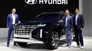 В Пусане был представлен концепт Hyundai HDC-2 Grandmaster