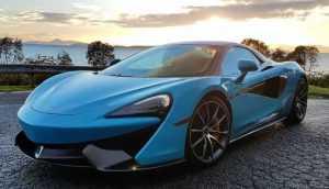 У автомобиля McLaren 570S будет экстремальная версия LT