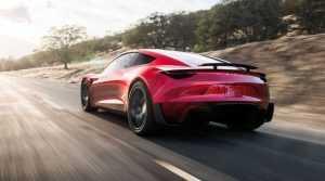 Tesla Roadster получит «космический пакет»