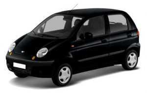 Модель Daewoo Matiz снимается с производства