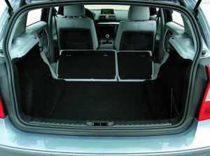 Багажник BMW 1 серии