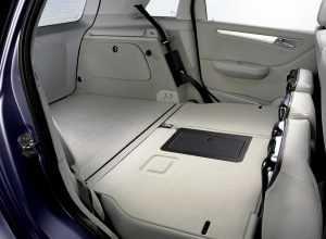 Багажник Mercedes-Benz B-class W245