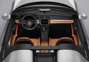 Porsche к своему юбилею выпустит 911 Speedster