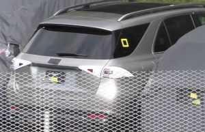 Фото следующего поколения Mercedes-Benz GLE