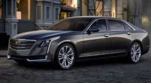Автопилот на автомобилях Cadillac появится к 2020 году