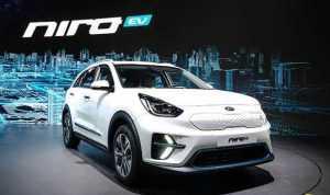 Детали об электромобиле Kia Niro