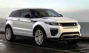 Трехдверный Range Rover Evoque уйдет в историю
