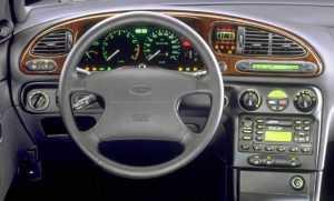 Салон Ford Mondeo Mk II