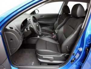 Интерьер Hyundai i30 FD