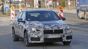 BMW 1 Series 2019 в камуфляжной пленке