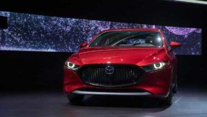 Новая Mazda 3 получит полный привод