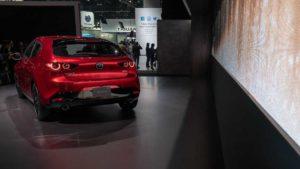 Новый хэтчбек Mazda 3 2019