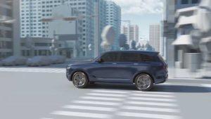 Видео-тизер концептуального автомобиля Hyundai